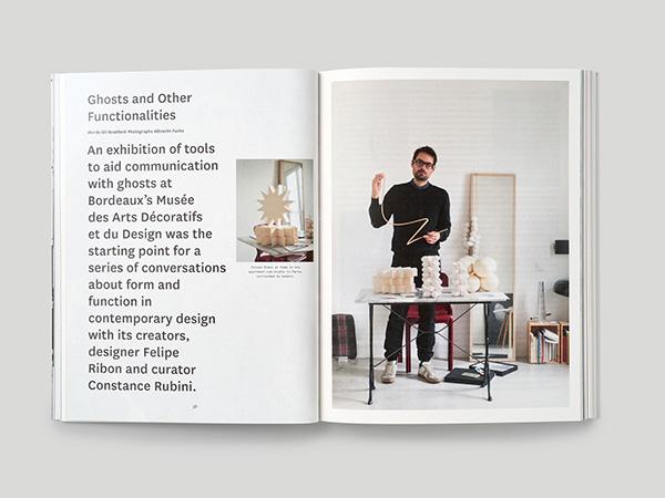但是好的内容不代表杂志的排版设计优秀,过去的disegno杂志无论是vi